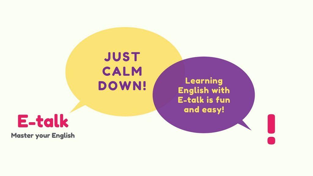 Tại sao bạn nên chọn trường dạy tiếng Anh online E-talk