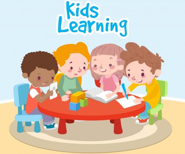 chương trình học tiếng Anh trẻ em