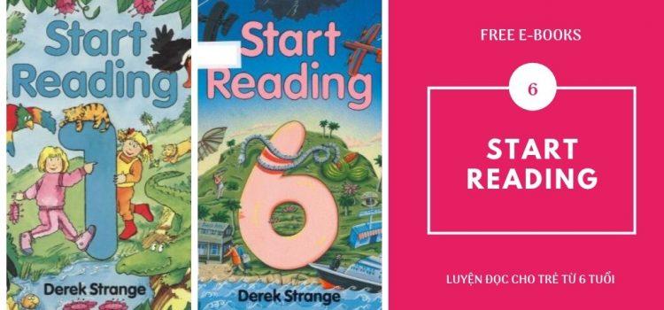 [Free Ebooks] – Sách luyện đọc tiếng Anh dành cho bé từ 6 tuổi